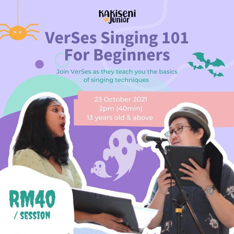 Beginner's Singing Workshop!