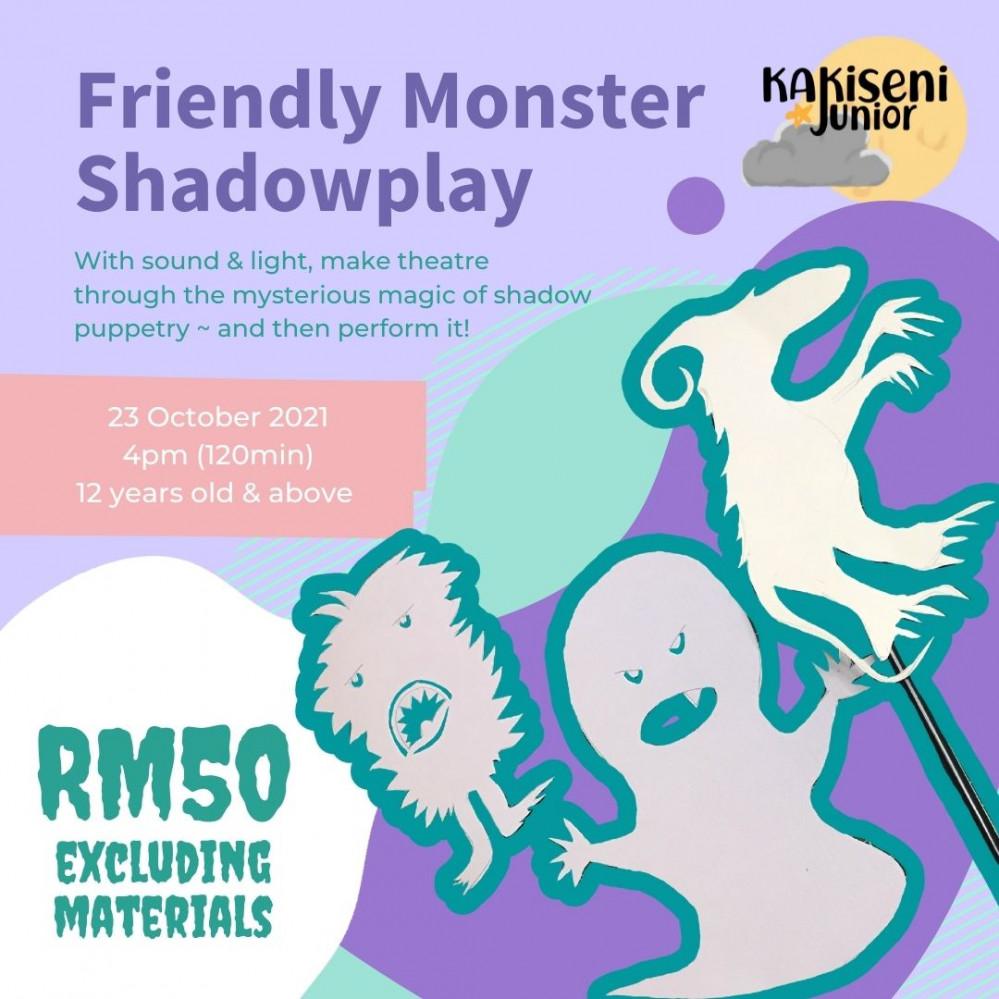 Shadow Play (Wayang)
