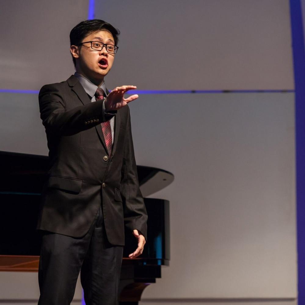 Singing  Lesson with Cikgu Bryan
