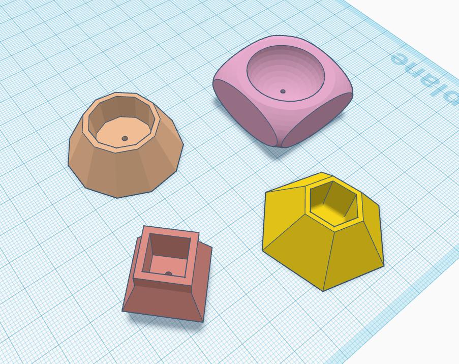 3D VASE MODELLING