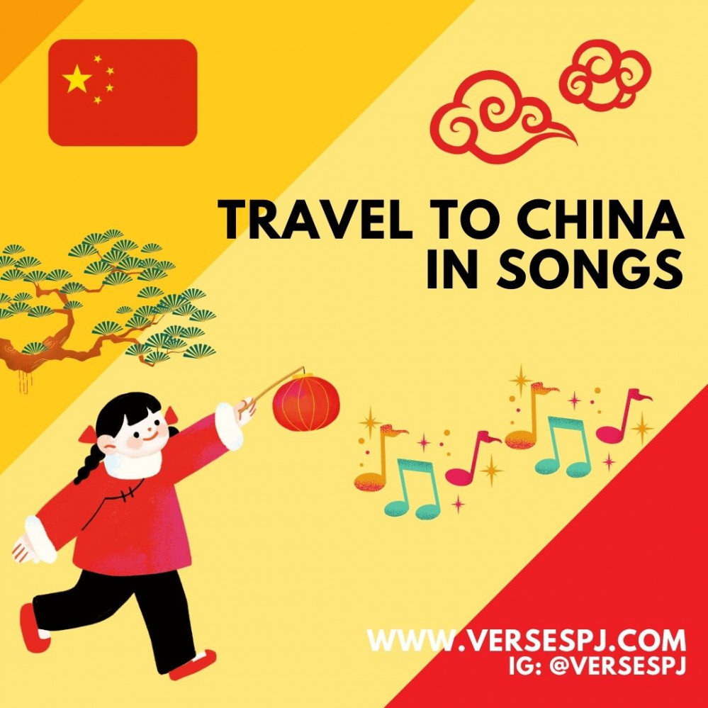 Travel to China in Songs!