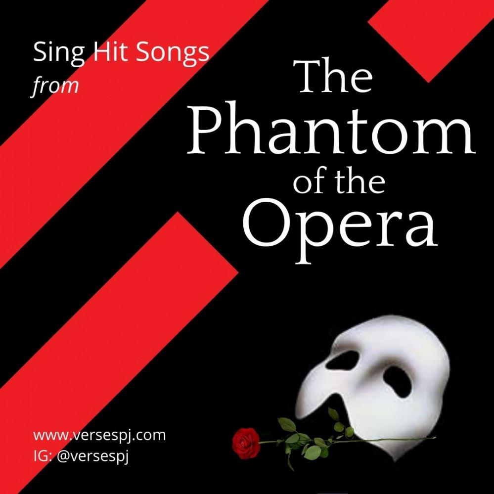 Sing Songs from Phantom of the Opera